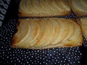 Tartes aux pommes à la crème patissière sam_1991-300x225